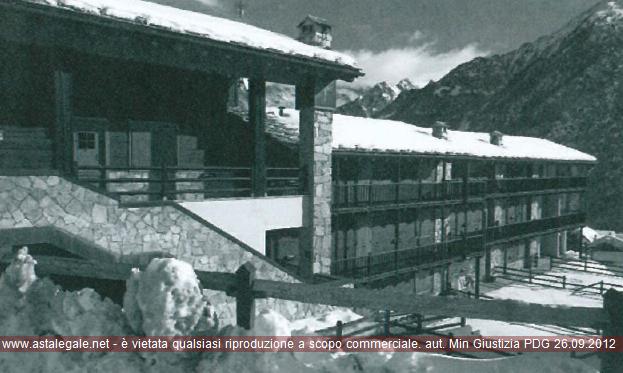 Ayas (AO) Frazione Antagnod -  Via Barmasc 51