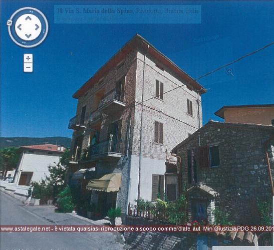 Assisi (PG) Frazione Rivotorto, Via S. Maria della Spina n. 17 /b