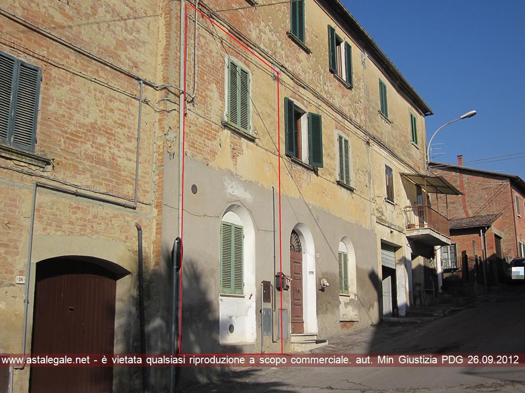 Montepulciano (SI) Frazione Acquaviva - Via del Tombino 24