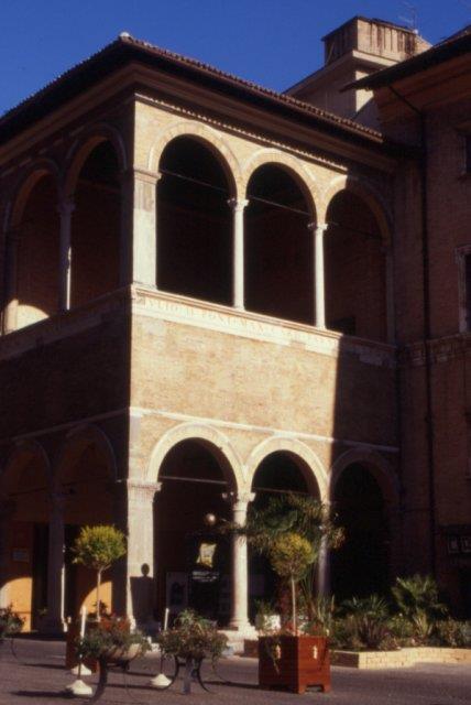 Anteprima foto Piazza della Libertà ''Loggia dei Mercanti'' Macerata