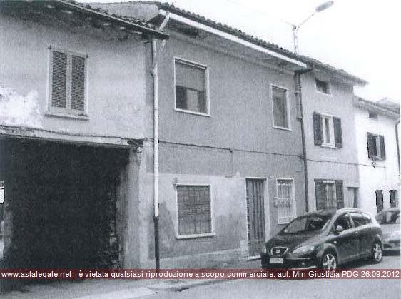 Pieve Porto Morone (PV) Via della Vittoria 91