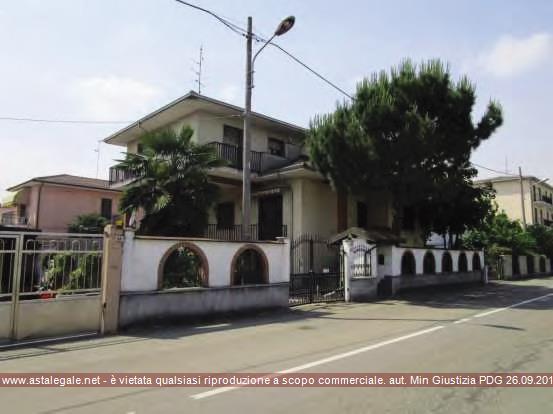 Mortara (PV) Via Umberto Olevano 34