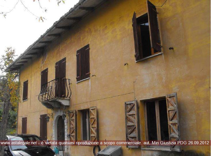 Pergola (PU) Localita' Montesecco 139