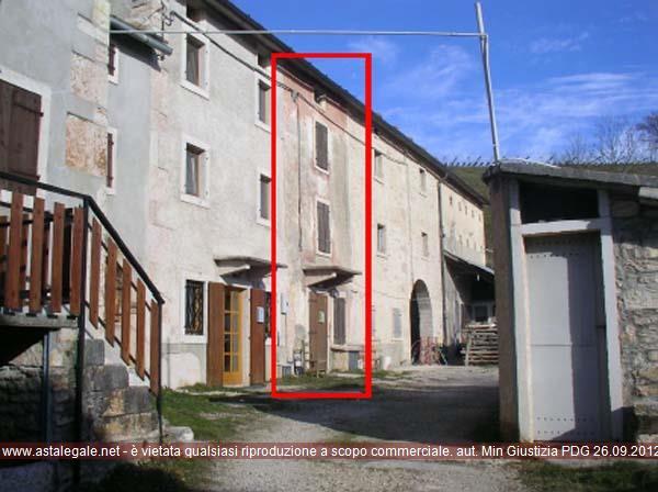 Bosco Chiesanuova (VR) Contrada Beccherli