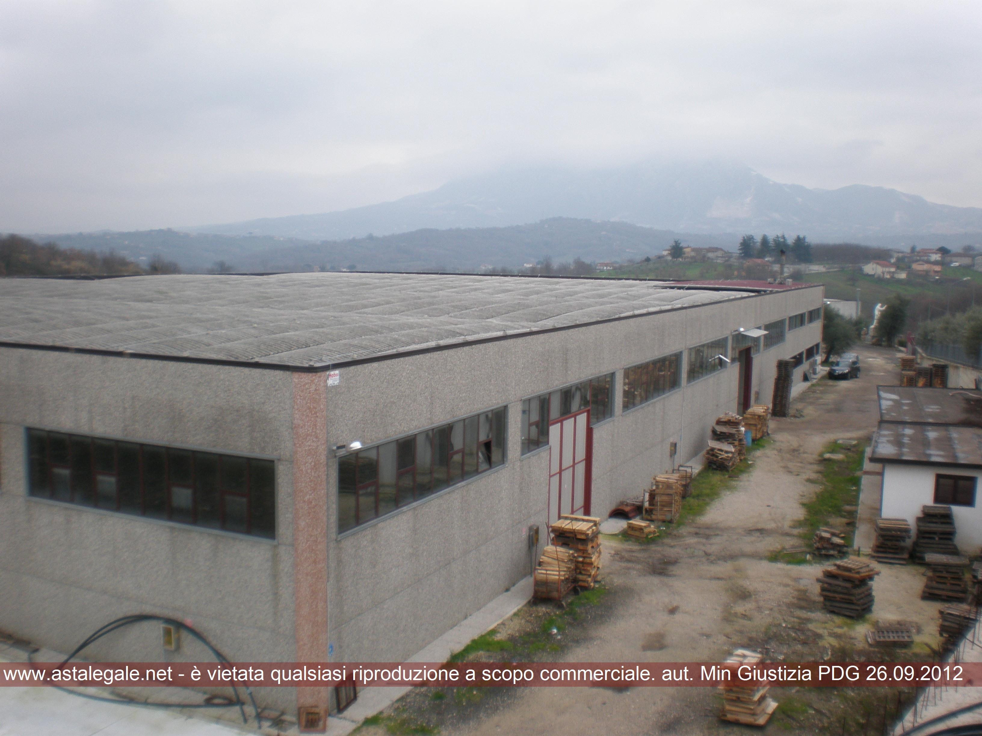 Montemiletto (AV) Via Cardogna - Zano PIP