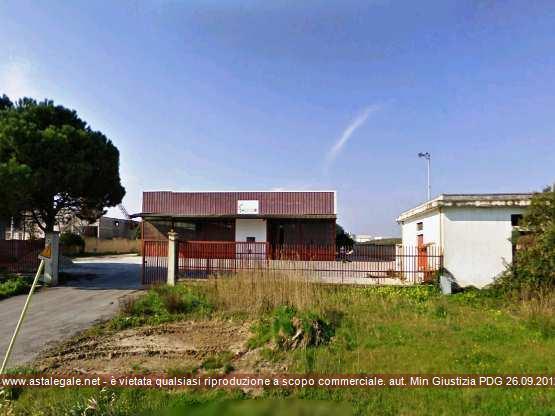 Brindisi (BR) Via Polymer, 6 e Via Riccardo Moretti – zona industriale 6