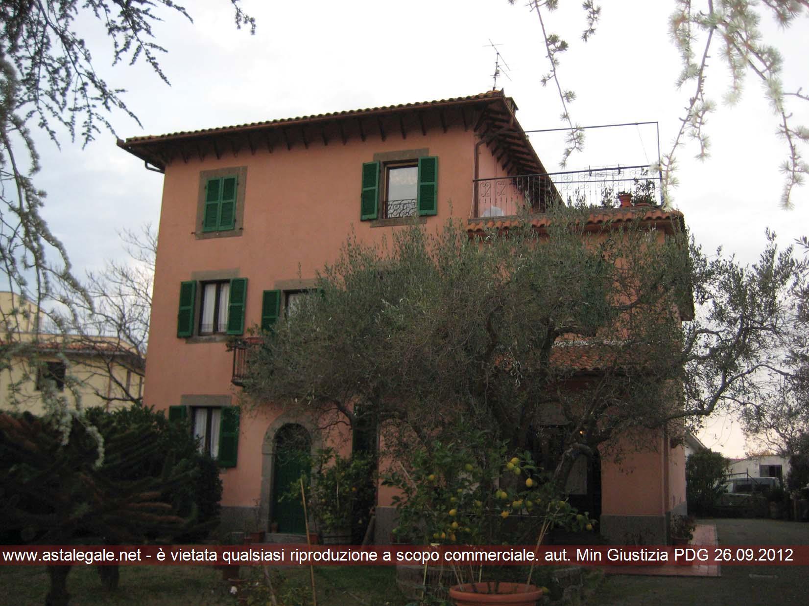 Viterbo (VT) Frazione Bagnaia - ex strada Ponte di Veiano snc - Via Matteo Giovannettl 6