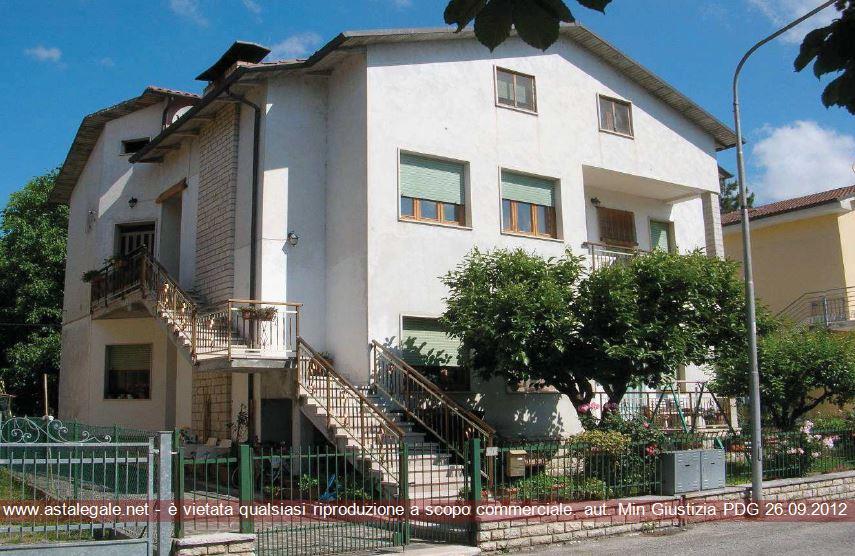 Acqualagna (PU) Viale Alcide De Gasperi 33