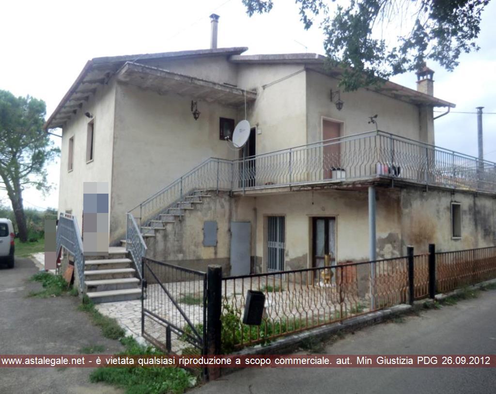 Castiglion Fiorentino (AR) Localita' Castroncello - Via dei Locchi, 175