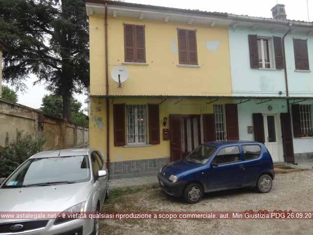 Sannazzaro De' Burgondi (PV) Via Giuseppe Mazzini 36