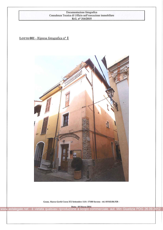 Villanova D'albenga (SV) Via Santa Caterina 1