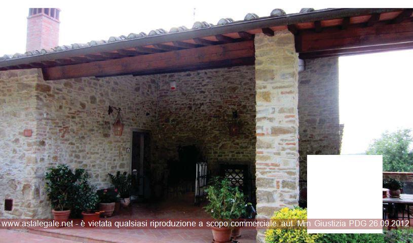 Impruneta (FI) Localita' Poggio Secco - Via Poggio Secco 11