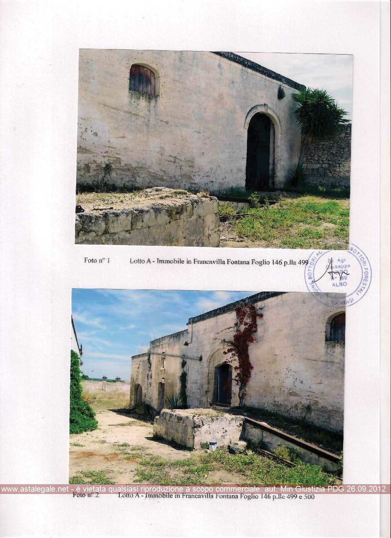 Francavilla Fontana (BR) Contrada Fontanelle snc