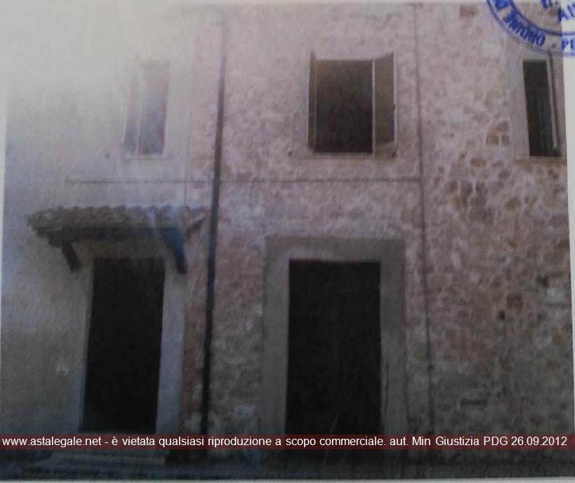 Massa Martana (PG) Localita' Castelvecchio - Voc. Collalto s.n.c.