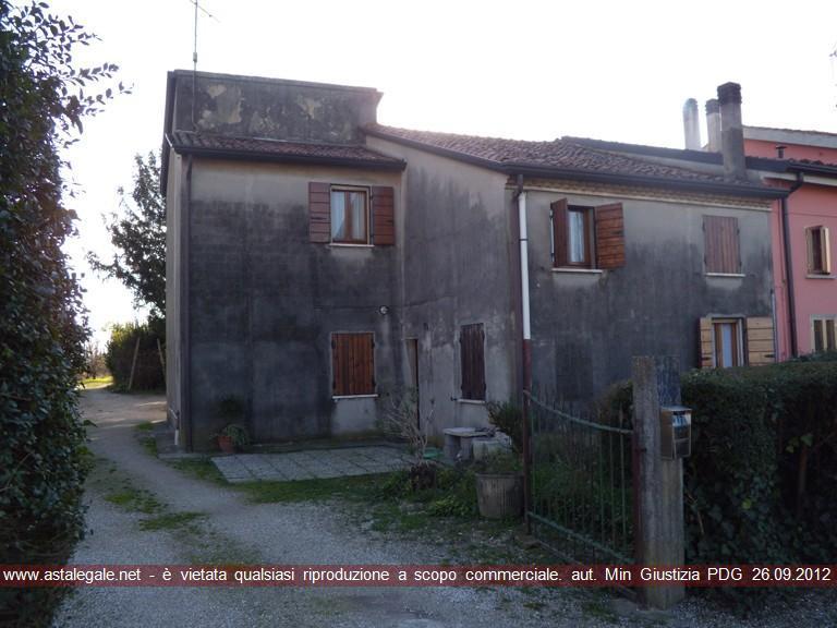 Roncoferraro (MN) Localita' Villa Garibaldi, Strada Galvagnino 13