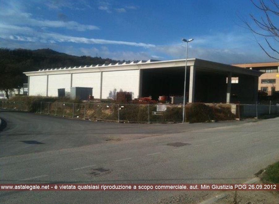 Urbino (PU) Frazione Canavaccio - Via del Lavoro