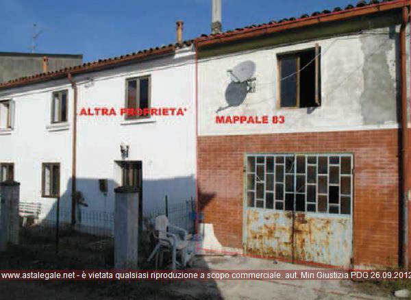 Sanguinetto (VR) Frazione Venera, Via Capitello  63