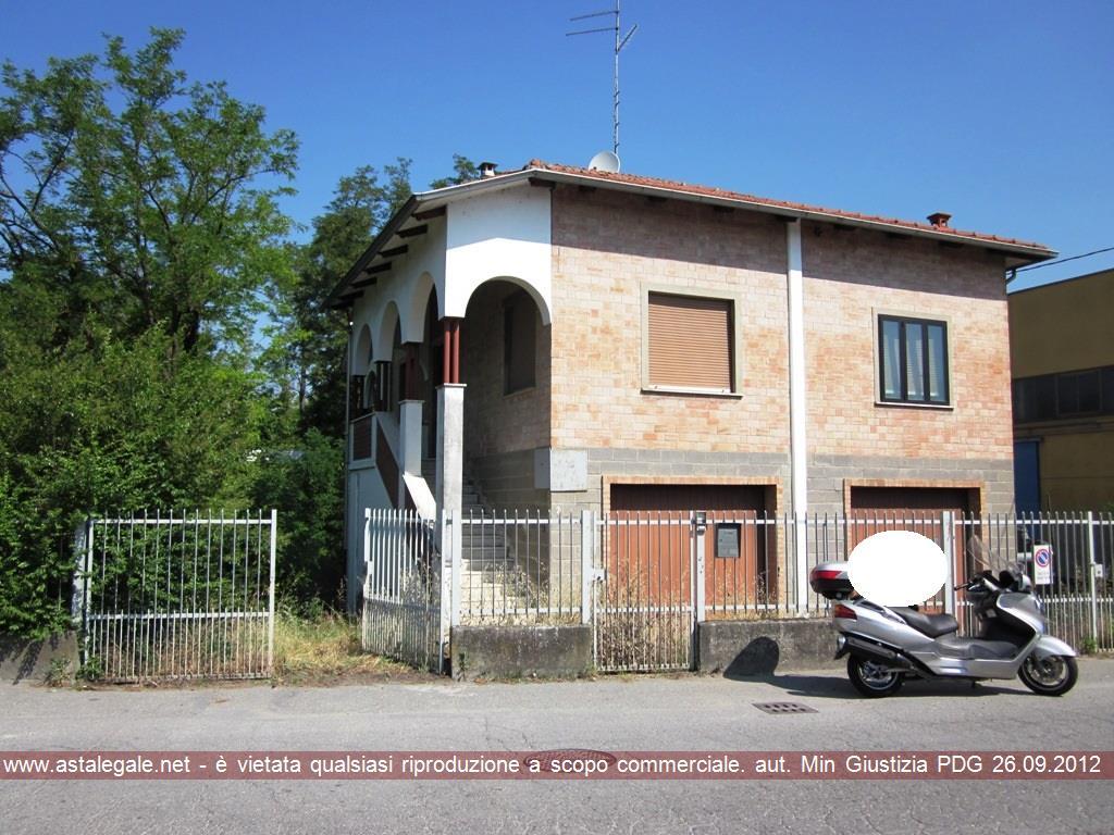 Parma (PR) Frazione Vigatto, Via Monte Molinatico 2