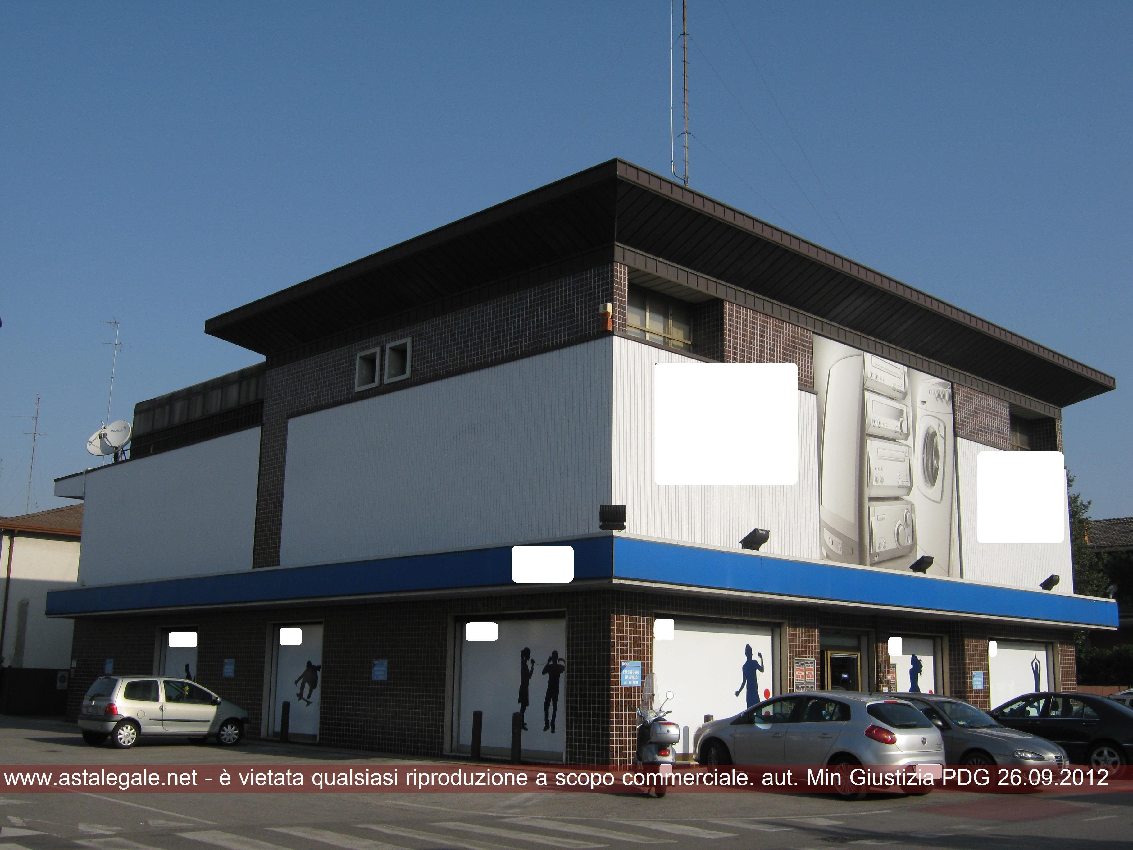 Padova (PD) Via MADONNA DELLA SALUTE 51