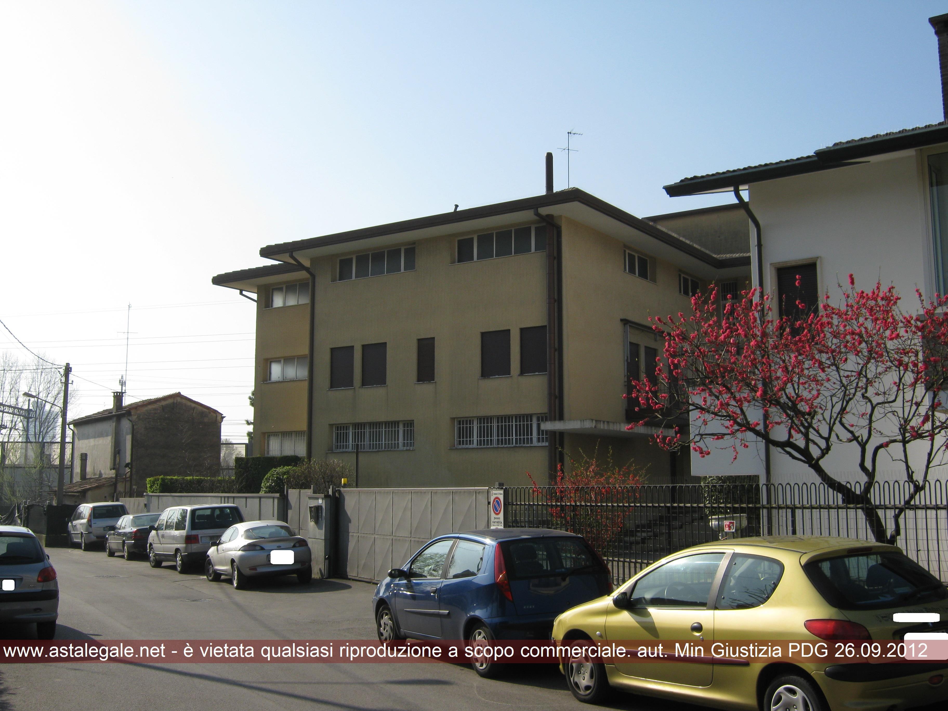 Padova (PD) Via CARLO BERGAMINI 4
