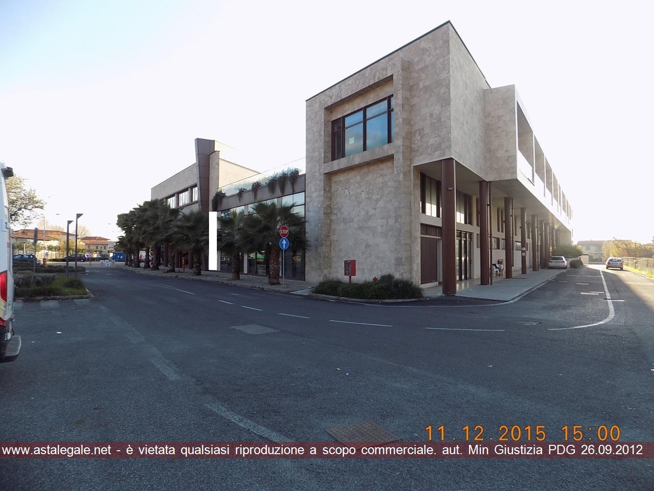 Pietrasanta (LU) Via Aurelia Sud  Km. 367+257 - Loc. Osterietta