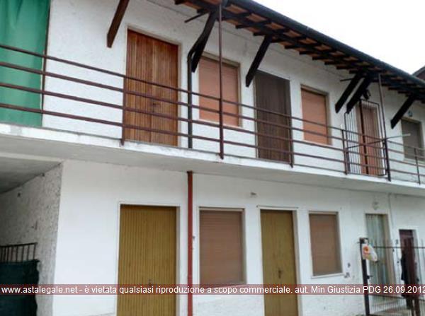 Vestenanova (VR) Localita' Castelvero, Via Villa