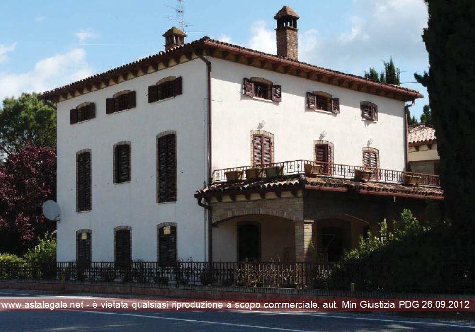 Todi (PG) Frazione Pantalla - Vocabolo Morelle 219/b
