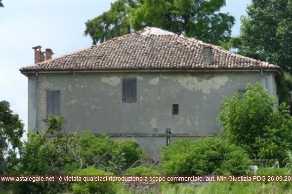 Sissa (PR) Frazione Viarolo, Strada Lugagnano