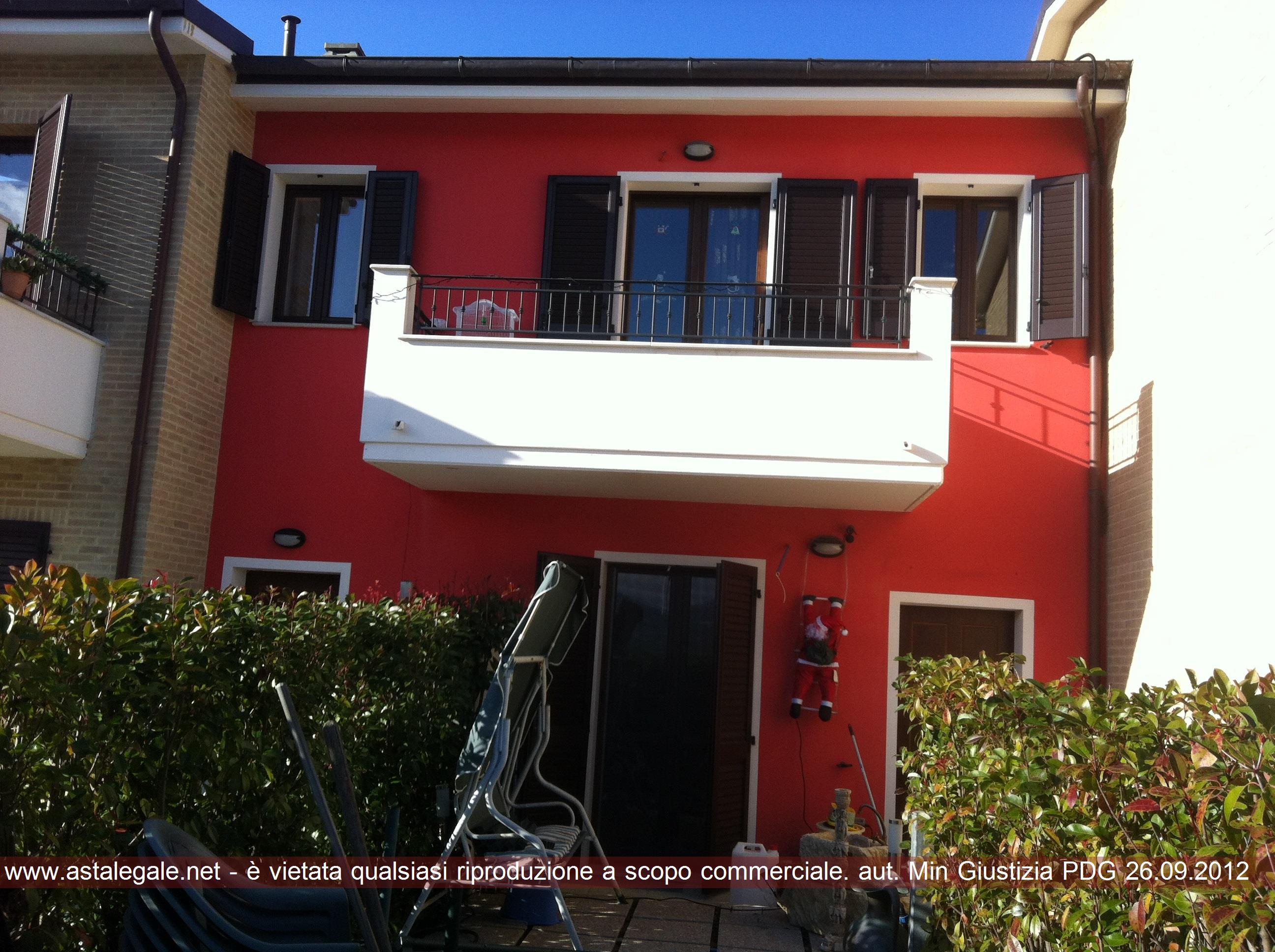 Acqualagna (PU) Via XXV Aprile 83