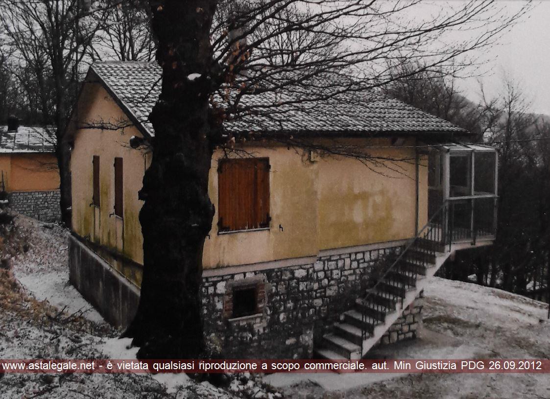 Sigillo (PG) Localita' Val di Ranco - Via Dell'Agrifoglio 66