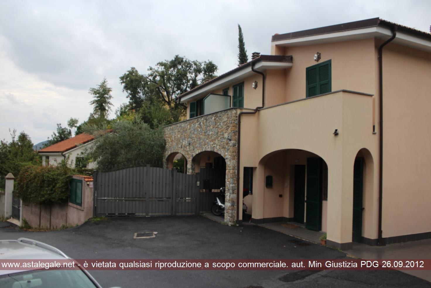 Boissano (SV) Via Fabrizio De Andre' 3