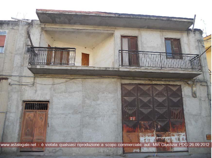 Pietraperzia (EN) Via Guarnaccia 64