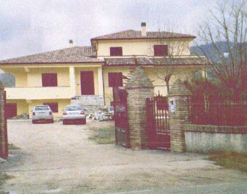 Gualdo Tadino (PG) Frazione Palazzo Mancinelli