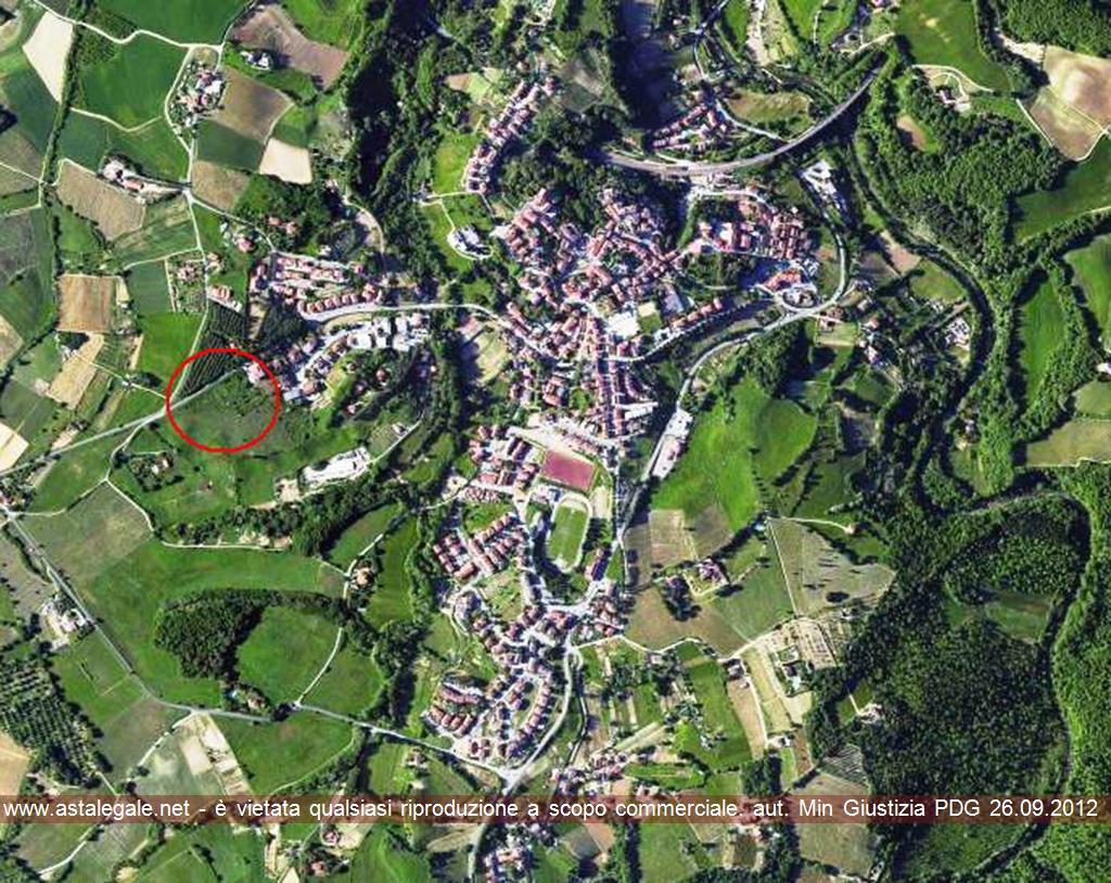 Bucine (AR) Via San Salvatore