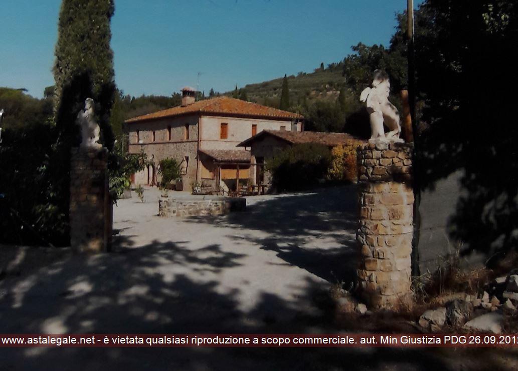 Perugia (PG) Localita' Montepetriolo