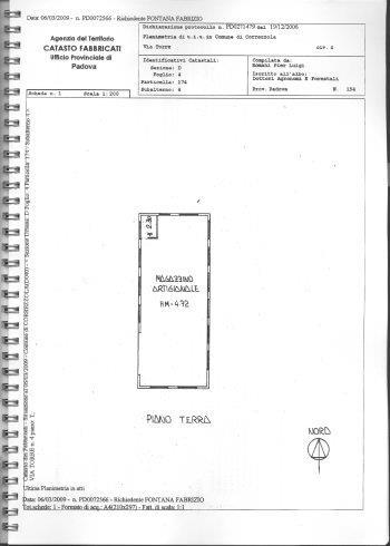 Anteprima Planimetria. Riferimento 815607