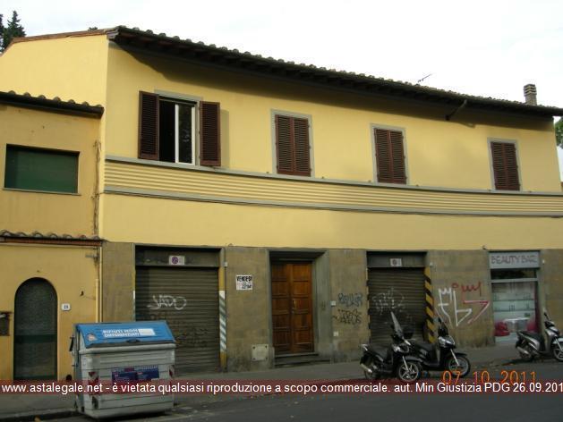 Firenze (FI) Piazza Pier Vettori 4R