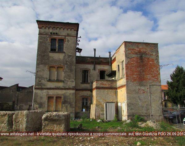 Verona (VR) Quartiere San Michele Extra, Via Tiberghien 38