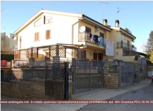 Capranica (VT) Via Bonaventura Tecchi 7