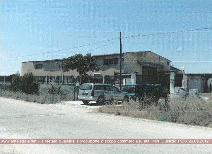 Brindisi (BR) Via Riccardo Moretti - Zona Industriale di Brindisi SNC