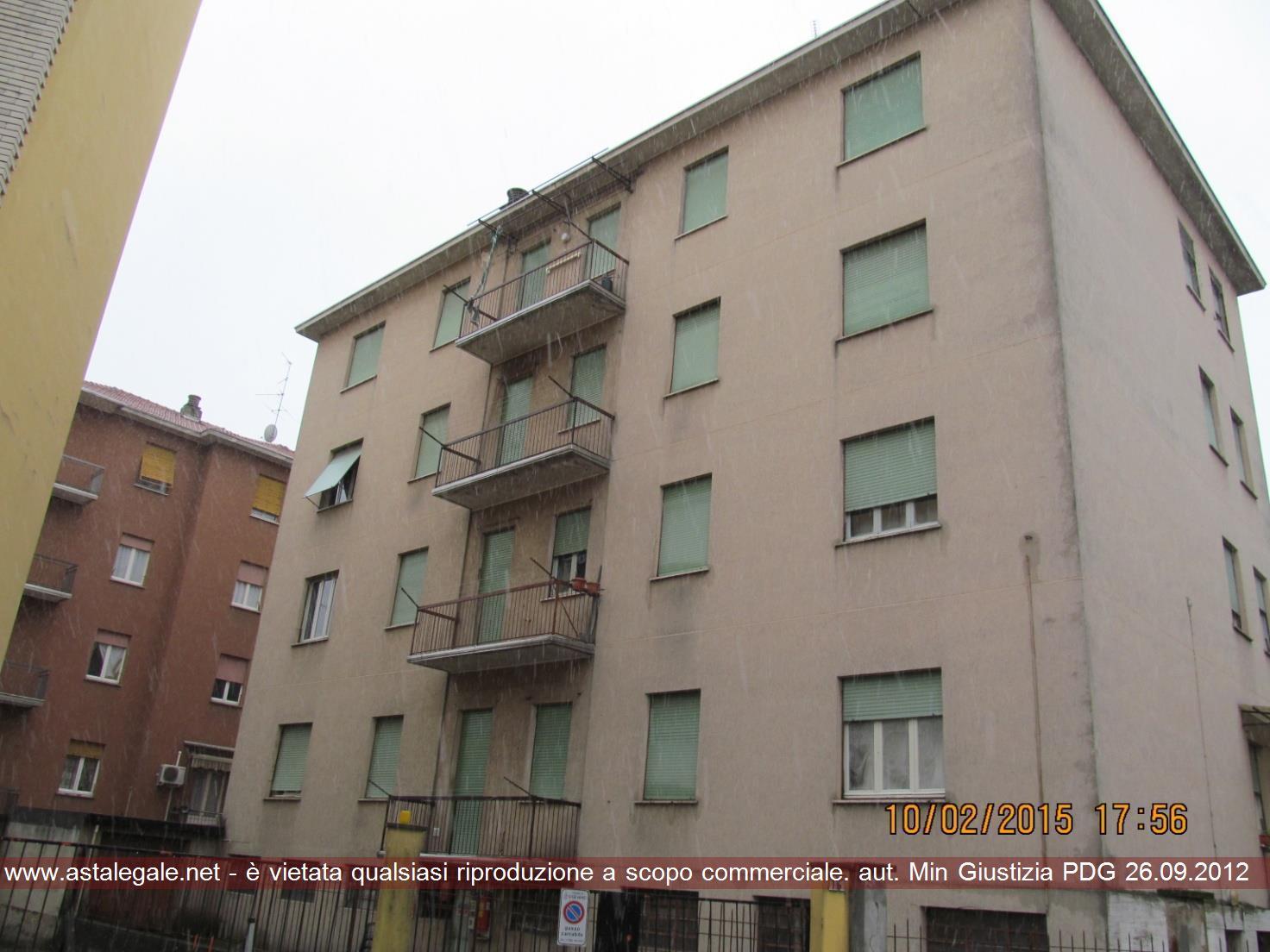 Vigevano (PV) Via Caprera 18