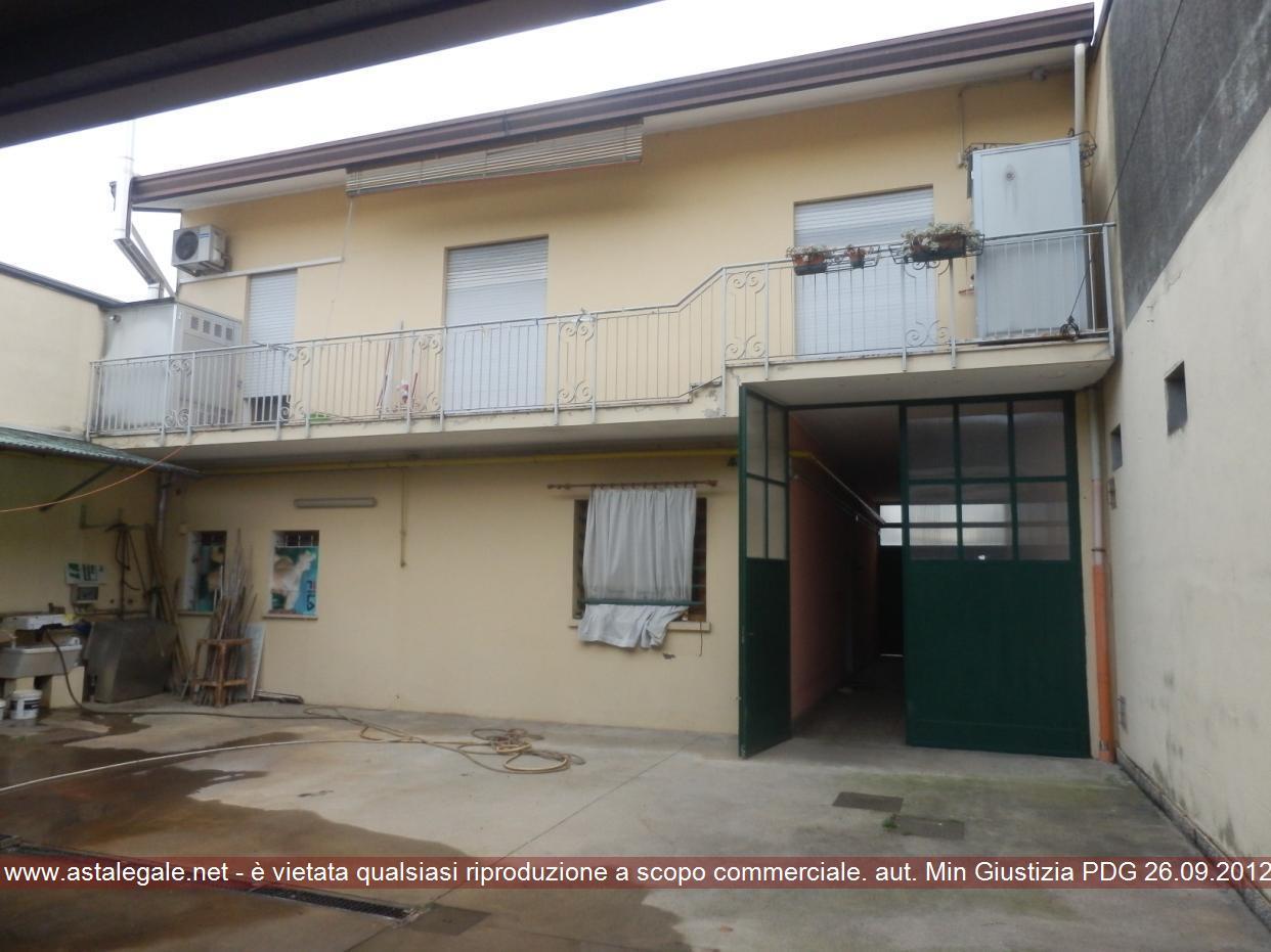 Rubano (PD) Localita' Sarmeola, Via Volta 20