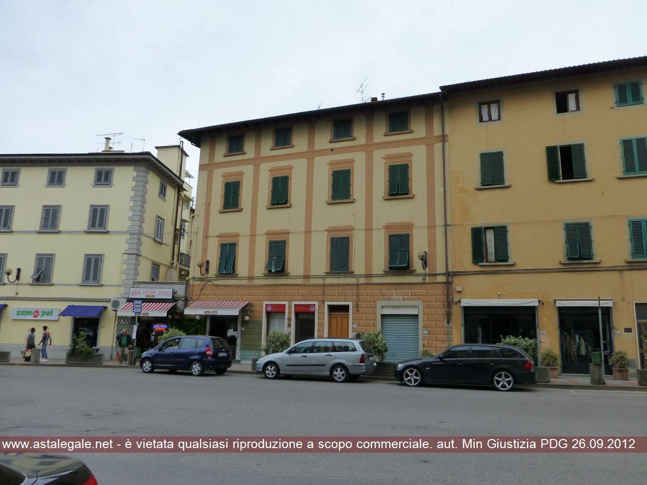 Castelfiorentino (FI) Via della Costituente 9