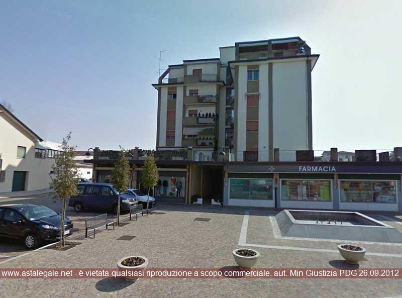 Brugnera (PN) Frazione Maron, Via Santa Rossa 20