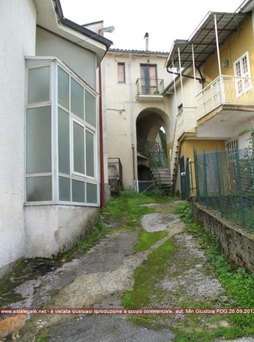 Pietrastornina (AV) Via Grastiello