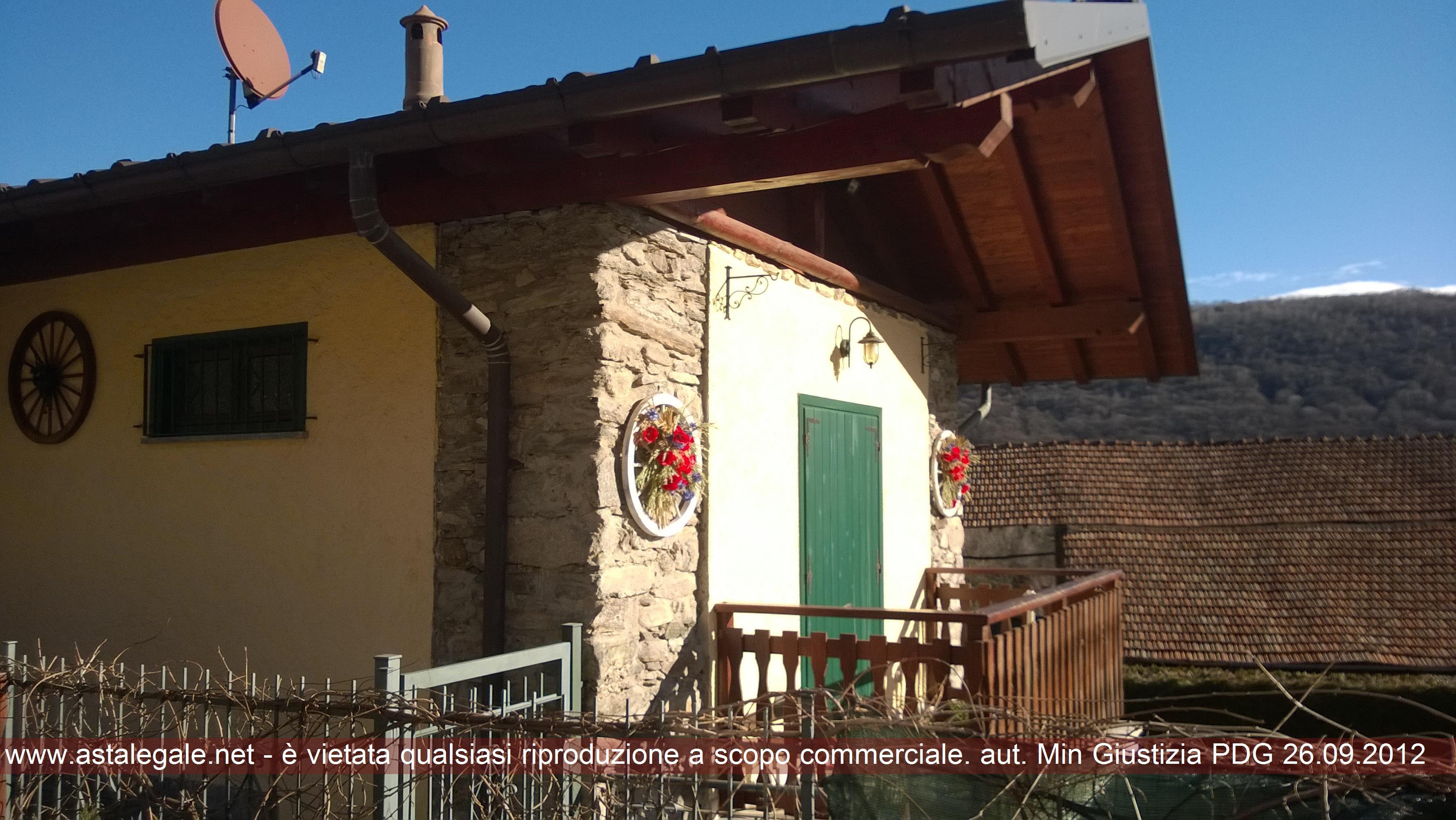 Brovello-carpugnino (VB) Frazione Graglia Piana - Via San Pietro 8