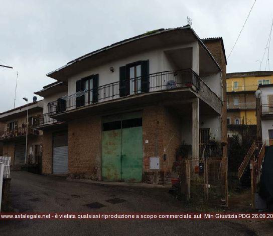 Faleria (VT) Via cavalieri di Vittorio Veneto 6