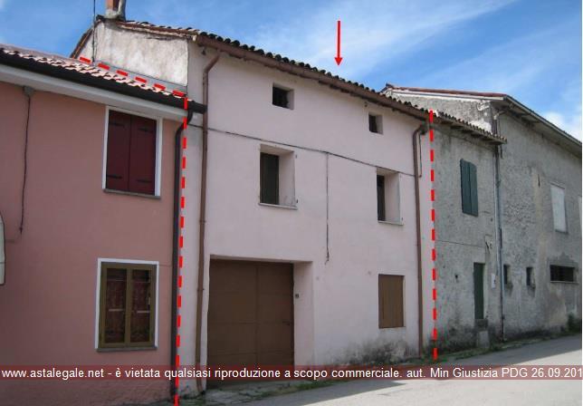 Bassano Del Grappa (VI) Quartiere Prè - Via Delle Orchidee 45