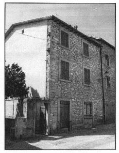 Palazzuolo Sul Senio (FI) Piazza del Crocifisso 25