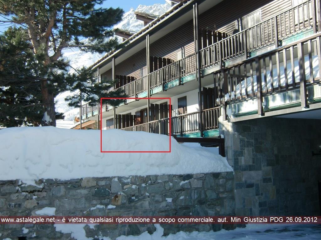 Valtournenche (AO) Frazione Breuil di Cervinia - Condominio Planet 2